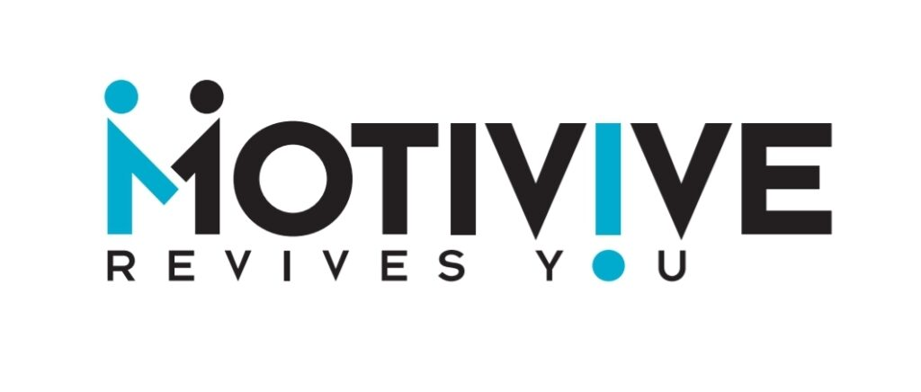 The result of Centaer Consulting's rebranding process: the Motivive logo